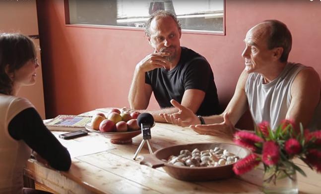 Greg-Cooper-and-Dani-Ceccarelli-with-David-Swenson