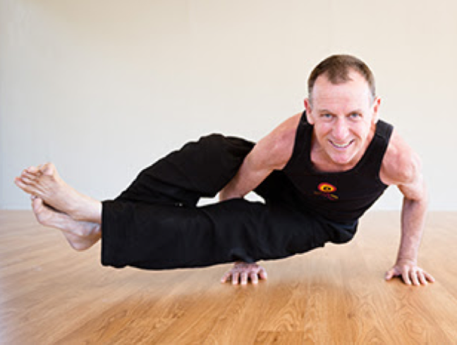 Ashtanga Yoga Teacher Byron Yoga John Ogilvie